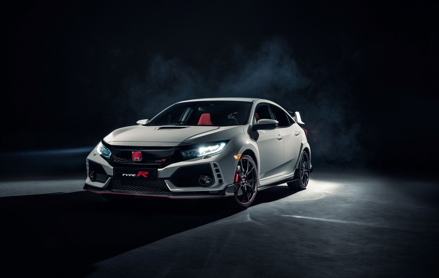 Honda puts a Nürburgring lap record-holder on your driveway for less than £300 a month