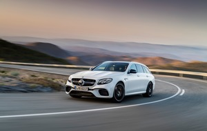 Mercedes-AMG leads the space race with quickest estate car yet