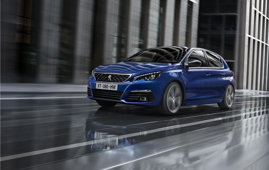 Peugeot upgrades safety, tech and engines on 308