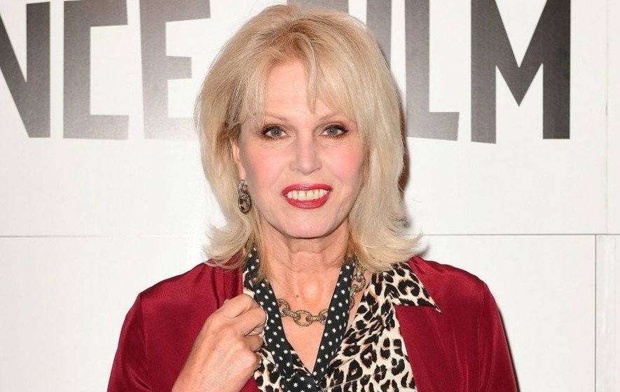 Joanna Lumley: I want to donate all my organs - or at least the 'nice' ones