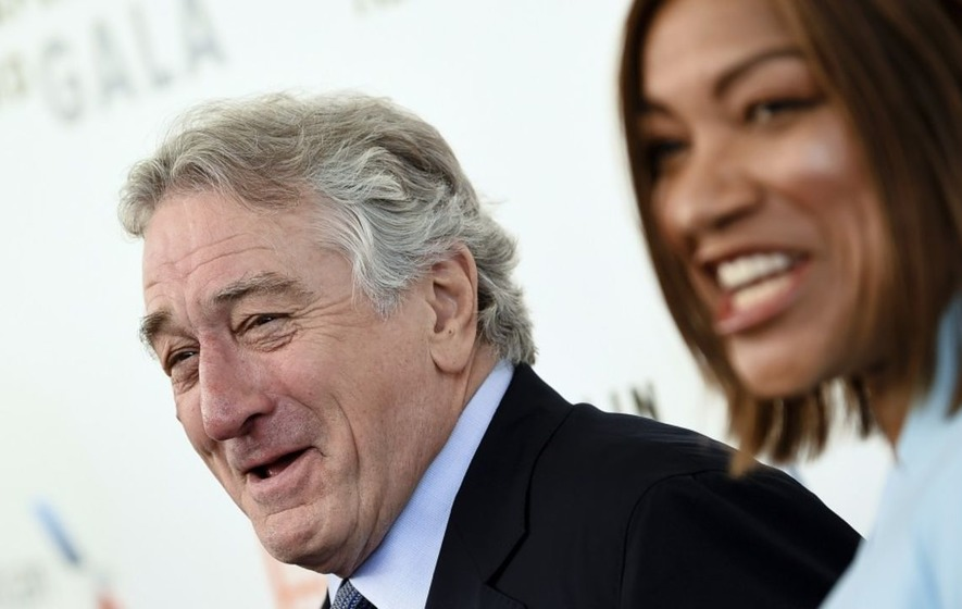 Robert De Niro says 'next Charlie Chaplin' could be barred from US
