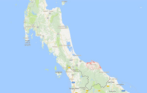 More than 50 injured in Thailand car bomb
