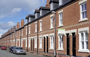 Number of new homes being built reaches five year high