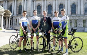 Phoenix cycling club gets into gear for gruelling An Post Rás challenge