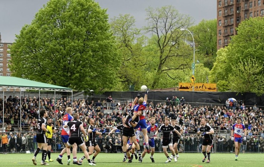 New York GAA needs new approach towards playing in Connacht SFC