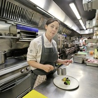 Deane's chef Danni Barry wins chef of the year award