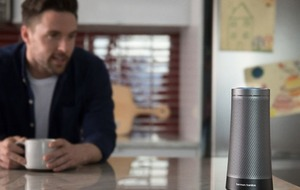 Harman Kardon has been teasing its new Microsoft Cortana speaker