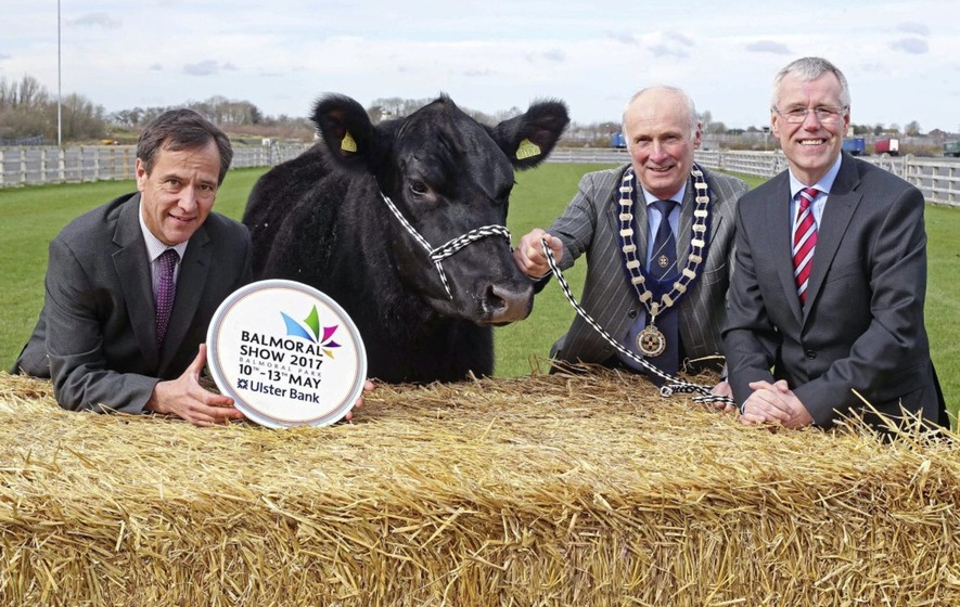 Video: More than 100,000 people expected to attend Balmoral Show