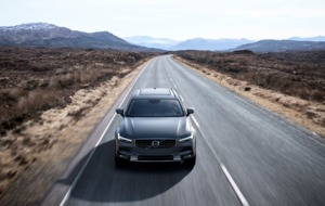 Volvo V90: Another V good Volvo