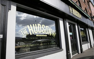 Eating Out: The Hudson's great for pub grub – but step on it