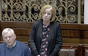 Six TDs hold protest amid Dáil prayer row