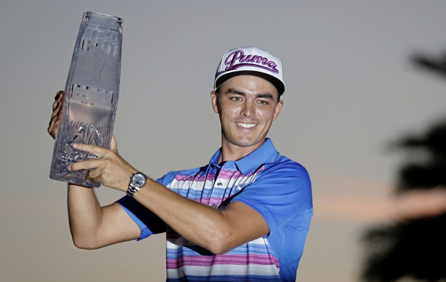 Rickie Fowler's a major player for more Sawgrass success