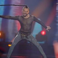Montenegro's hair-spinning Slavko was robbed, Eurovision fans complain
