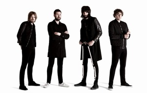 Tom Meighan on Kasabian's new record and upcoming Belfast gig