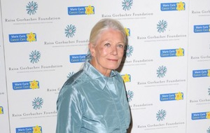 Vanessa Redgrave goes behind the camera for new film