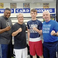 Aaron McKenna is Bahamas bound for Commonwealth Youth Games