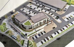 Green light for redevelopment of Carryduff Shopping Centre