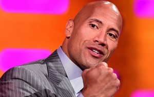 President Dwayne Johnson 'is a real possibility'