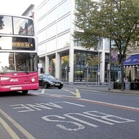 Taxis 'should be allowed to use all Belfast bus lanes'