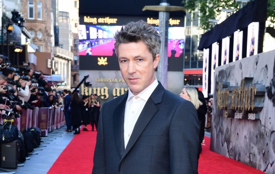 King Arthur provided 'familiar world' for Game Of Thrones star Aidan Gillen