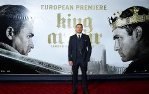 Guy Ritchie thought I was Seth Rogen, says Charlie Hunnam