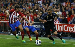 Karim Benzema stole the show as Real Madrid progressed to the Champions League final
