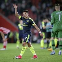 Arsene Wenger praises Alexis Sanchez as Arsenal go fifth in Premier League