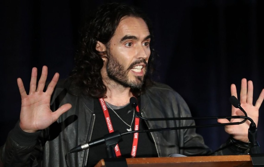 Russell Brand says fatherhood is more satisfying than sex, drugs and fame