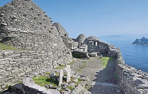 Skellig Michael gets all-clear for tourist season following rockfall