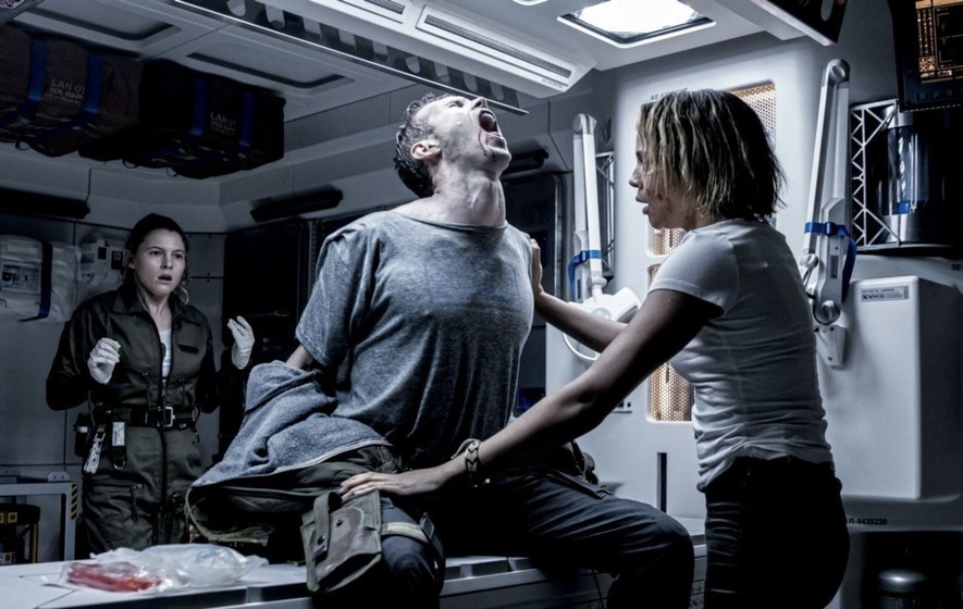 Gods and monsters: Ridley Scott's Alien: Covenant recycles superior space shockers