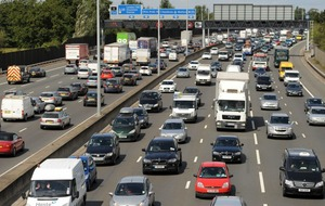 Driverless cars could help to reduce traffic on the roads