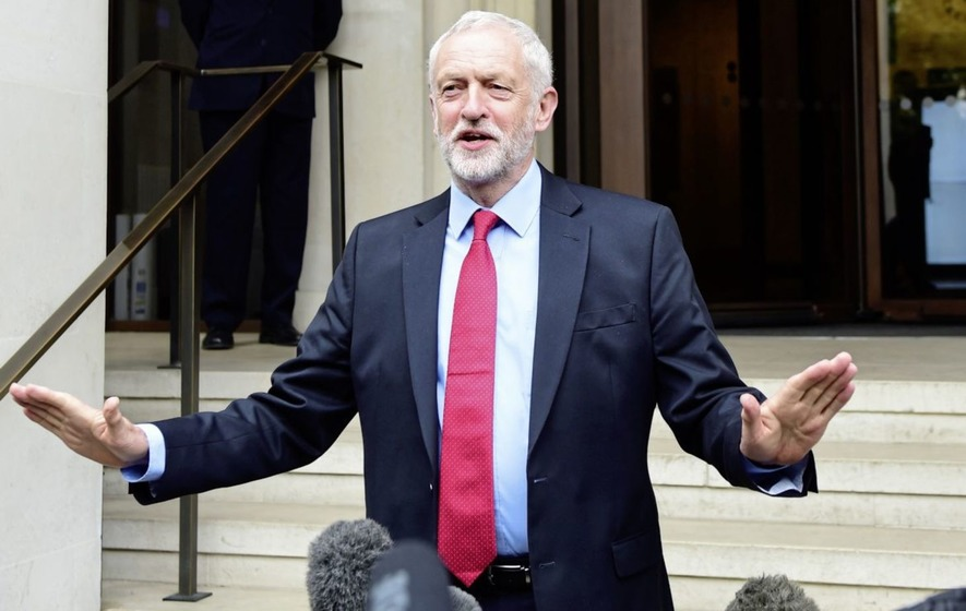 Labour manifesto 'an offer that will transform lives' says party leader Jeremy Corbyn