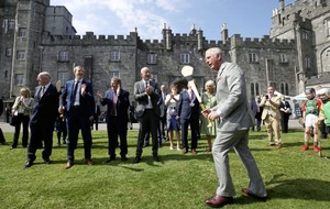 Charles hoping for frequent visits to Ireland in pursuit of reconciliation