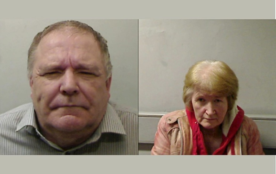 PPS: Sex-slave couple's sentences will not be appealed