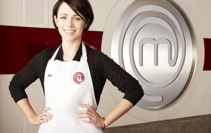 MasterChef favourite Alison O'Reilly falls at final hurdle