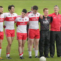 Damian Barton forced into changes ahead of Derry's clash with Tyrone