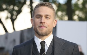 Charlie Hunnam inspired by UFC champ Conor McGregor for King Arthur role