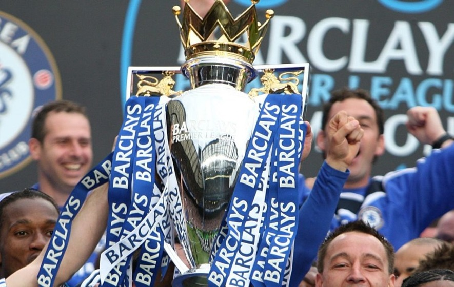 Quiz: Which Chelsea player is holding the Premier League ...