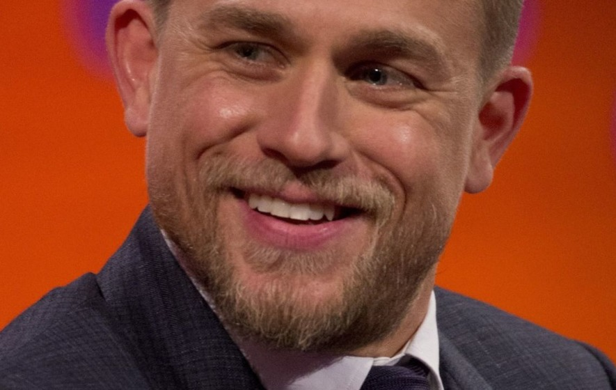 Charlie Hunnam: I'm happy to get my kit off if balance is right