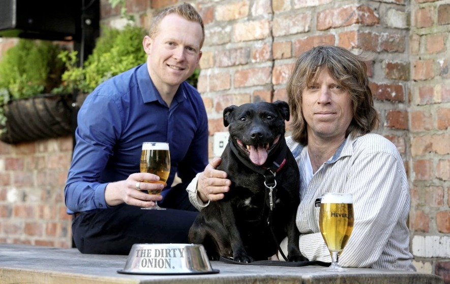 Newest dog-friendly bar in Belfast to fundraise for stray dog charity