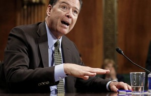 Trump tweets that sacked FBI boss James Comey 'better hope' there are no 'tapes' of their talks