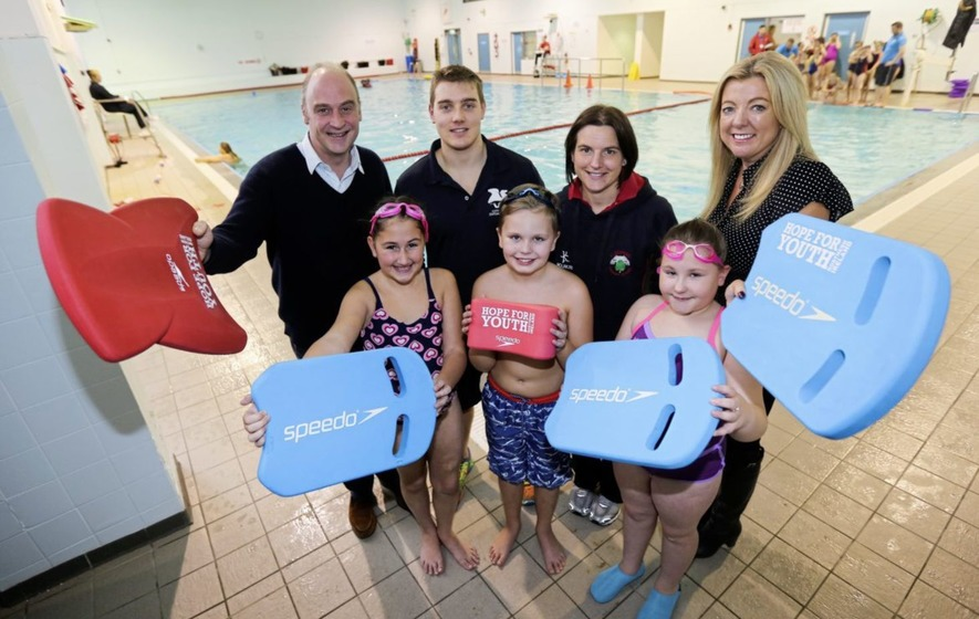 Tips on how to ensure children swim safely this summer