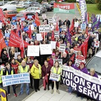 Public urged to turn out for Daisy Hill rally
