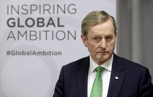 Taoiseach Enda Kenny to step down tonight