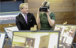 VR technology offers tours of £17m Belfast apartment block yet to be built
