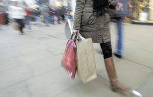 April rise in retail footfall not seen on the high street