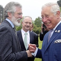 Prince Charles pays tribute to 1916 fighters