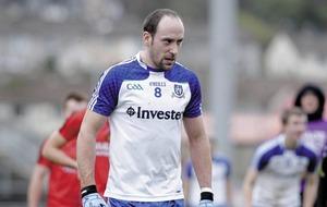 Gavin Doogan is fast becoming an endangered species in GAA county football
