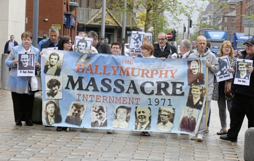 Ballymurphy killings inquest to begin in September 2018