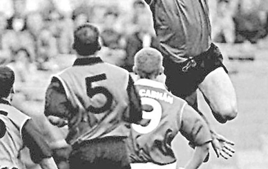 Video: In The Irish News on May 13 1997: Gregory McCartan fit to line out for Down v Tyrone Championship opener